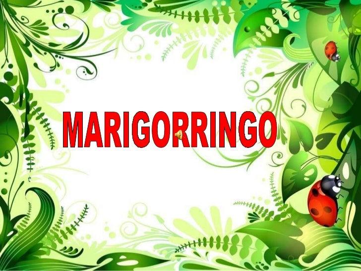 MARIGORRINGO