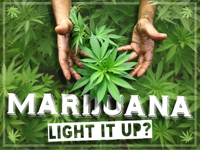 Marijuana Light It Up? @empoweredpres