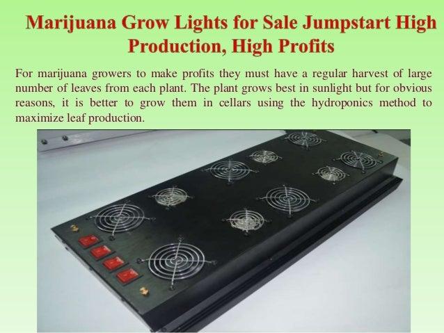 marijuana grow lights for sale jumpstart high production. Black Bedroom Furniture Sets. Home Design Ideas