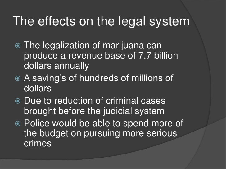 why should marijuana be legalized for medical use
