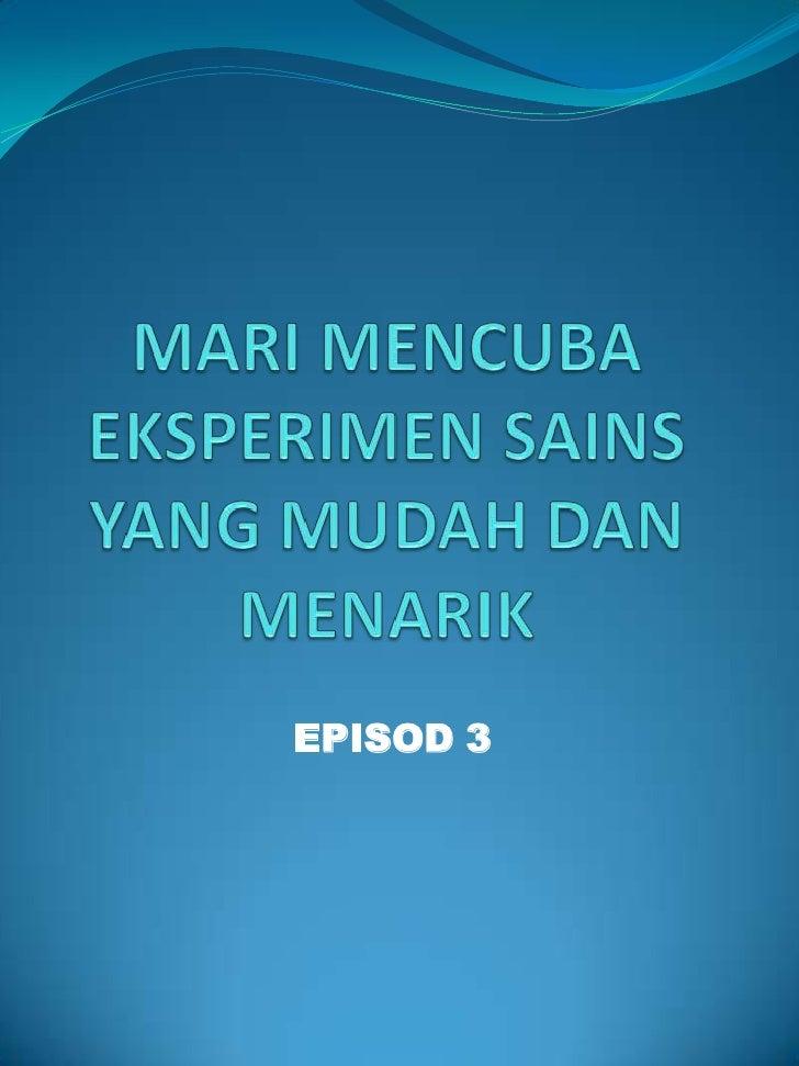 EPISOD 3