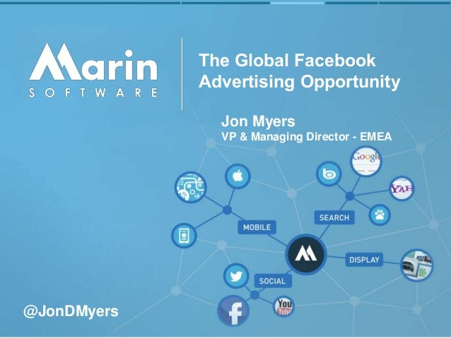 Marin Software - DDM Alliance Summit Marketing on Facebook