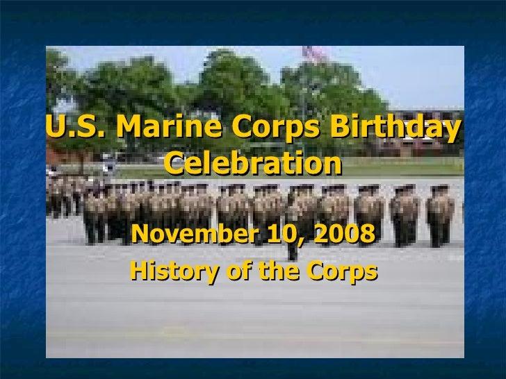 Marine Corps Birthday 2008---REDONE