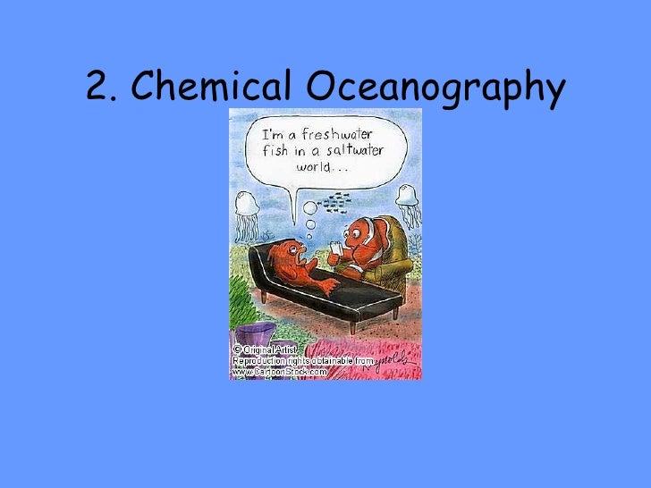 Marine chemistrysnotes