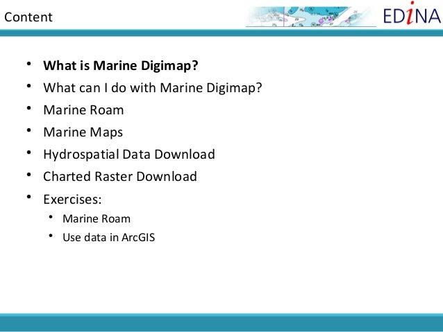 Marine Digimap