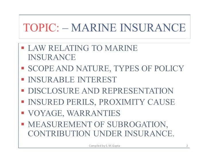 cargo insurance claims case studies