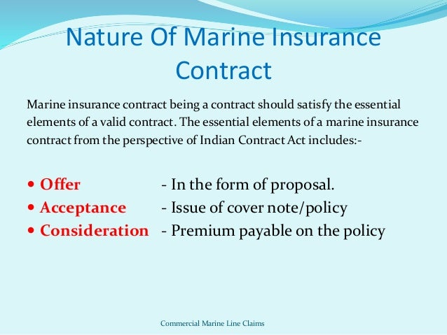 the valid contract