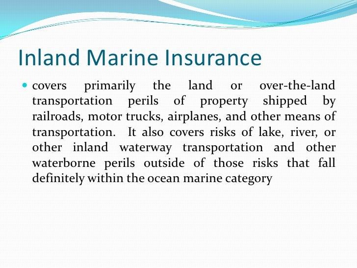 Kinds Of Motor Vehicle Insurance - December 2017