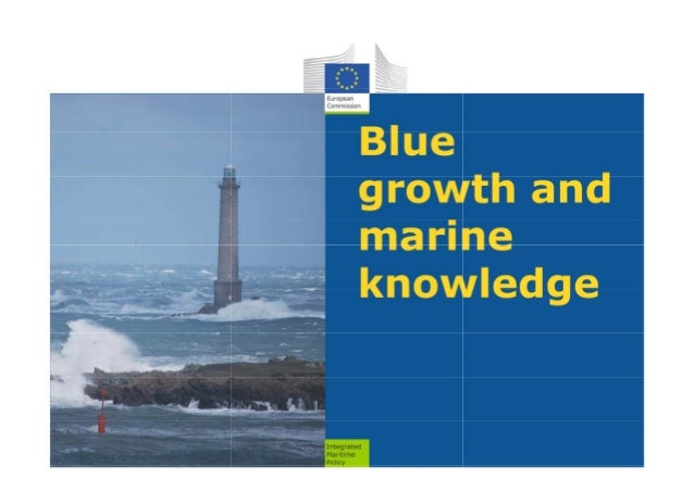 Marine Knowledge Meeting, 11-12 Oct 2012, Brussels: Blue growth and marine knowledge