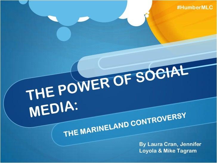 #HumberMLCBy Laura Cran, JenniferLoyola & Mike Tagram