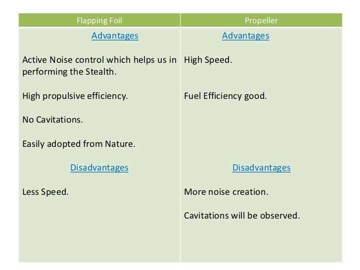 Propulsive Efficiency Propeller High Propulsive Efficiency