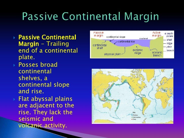 Continental margin  Wikipedia