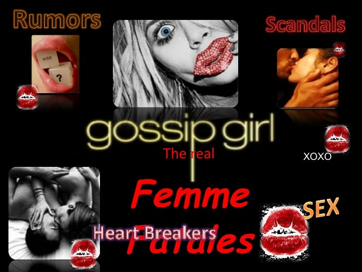 The real Femme Fatales XOXO