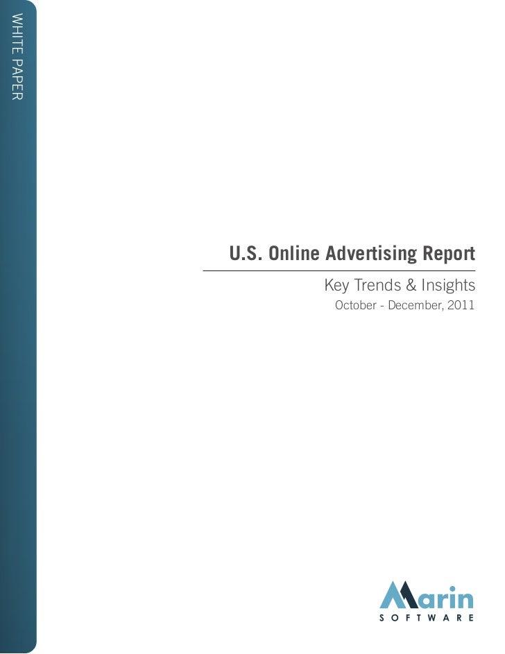 全美2011年4季度在线广告市场报告(英文版)