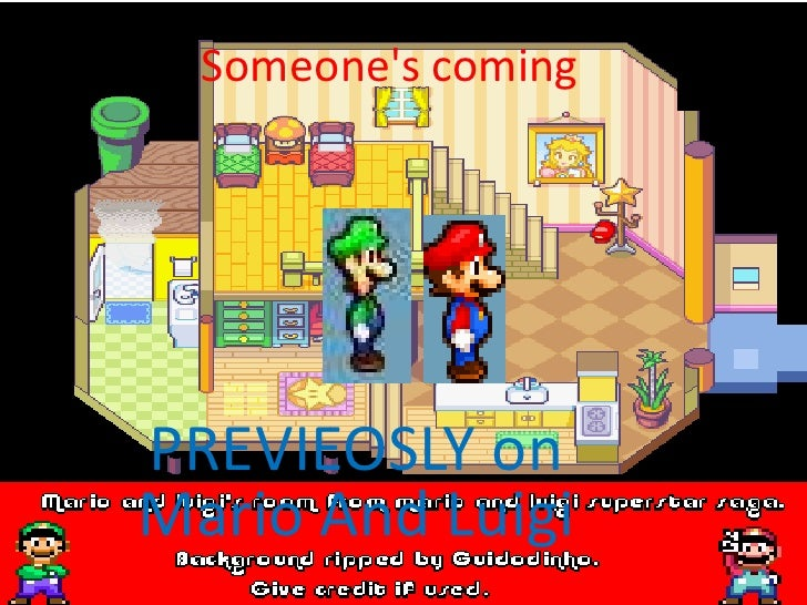 Mario And Luigi Ep 3