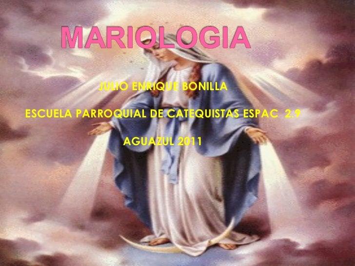 Mariologia