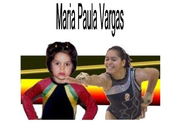Maria Paula Vargas