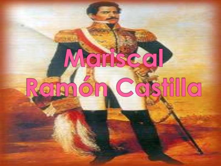 Mariscal Ramón Castilla<br />