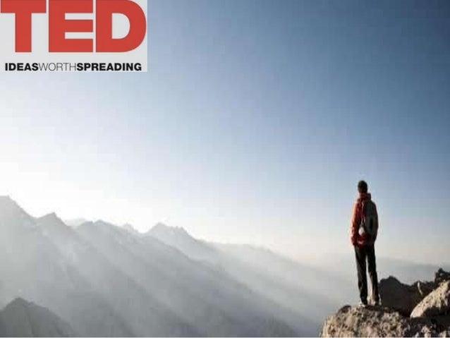 Marissa Sauer- TED Talks Presentation