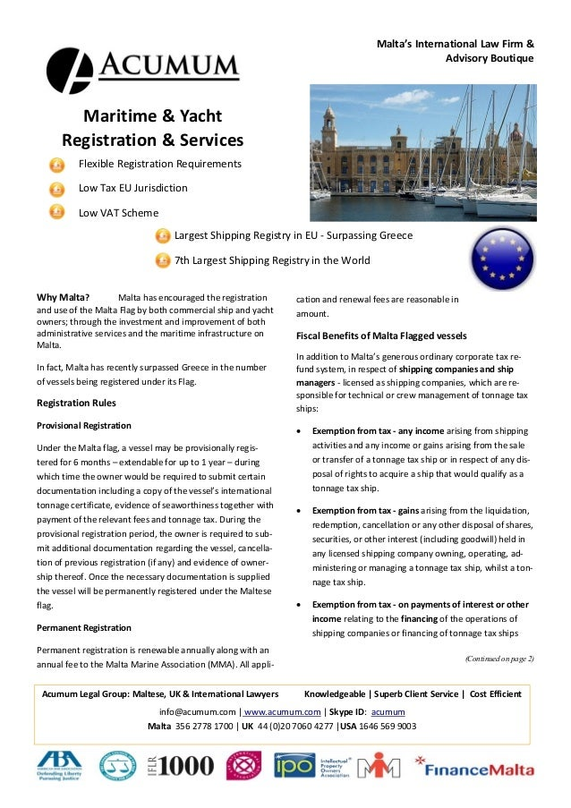 Malta's International Law Firm &                                                                                          ...