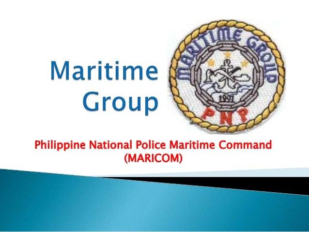 PNP Maritime Group