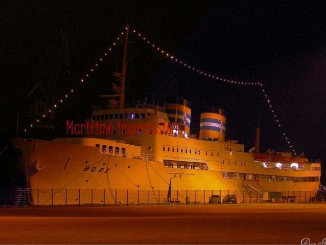 Maritime impresssions