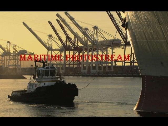 Maritime photostream