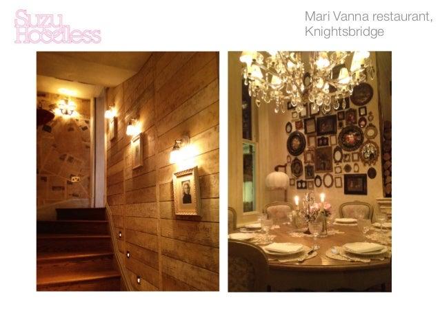 Mari Vanna restaurant, Knightsbridge