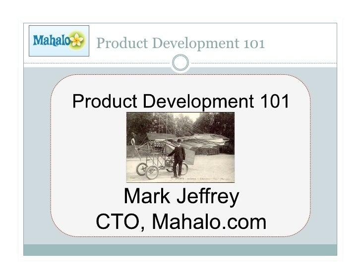 Mark Jeffrey Startonomics LA