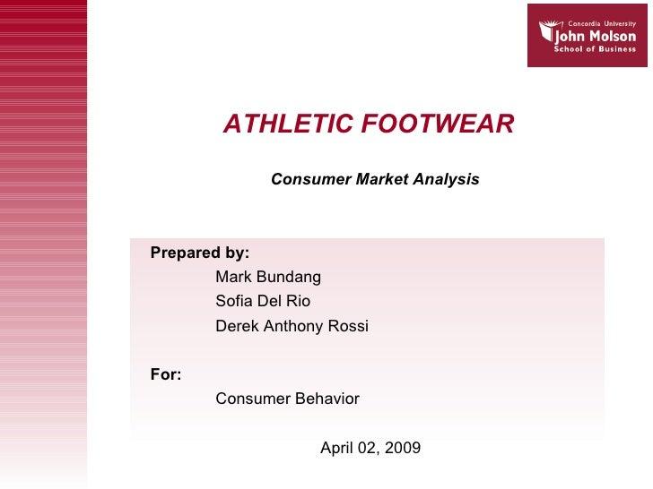 Consumer Behavior Case Study
