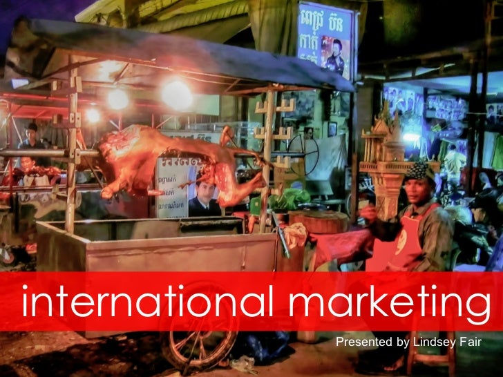 Mark6 slidedeck - Overview of International Marketing Theories of Trade