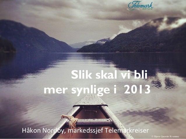 Markedsplan tm medlemsmøte_151112