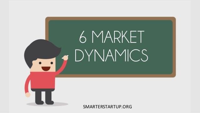 The 6 Market dynamics