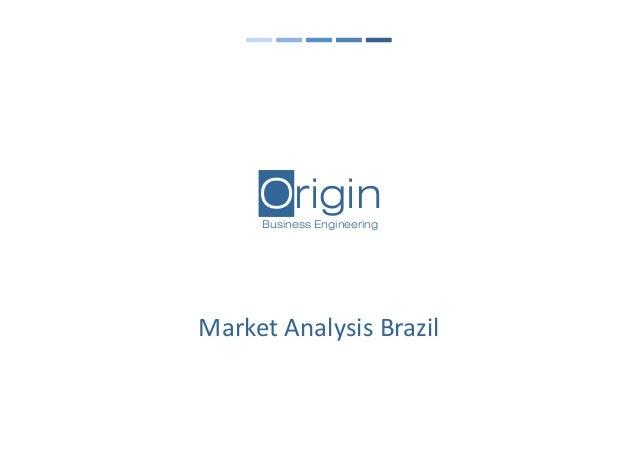 Market Analysis Brazil