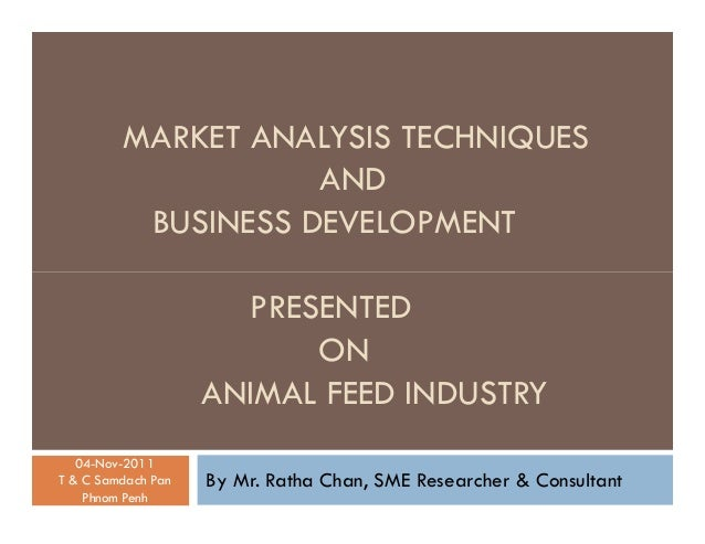 MARKET ANALYSIS TECHNIQUES                    AND          BUSINESS DEVELOPMENT                      PRESENTED            ...