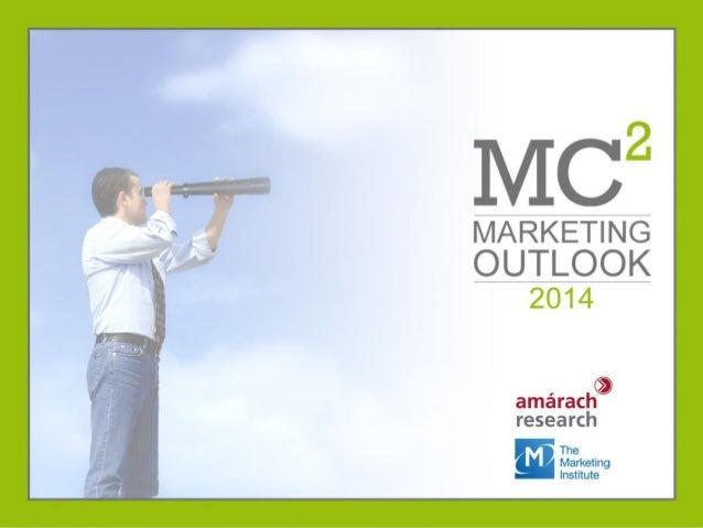 Marketers in Ireland Q1 2014 report
