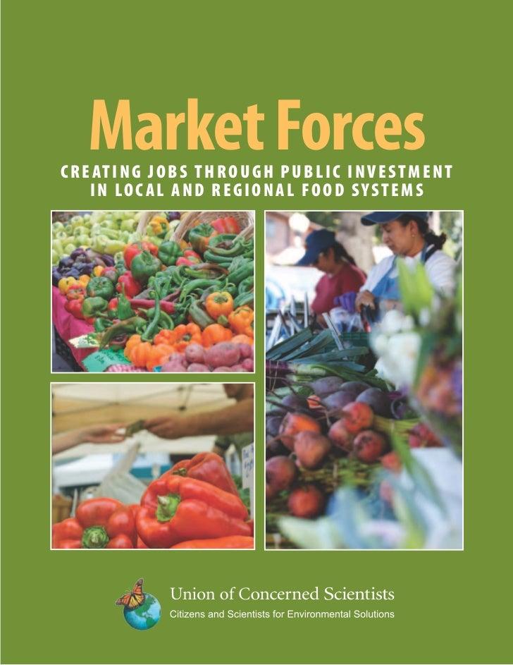 Market Forces Report