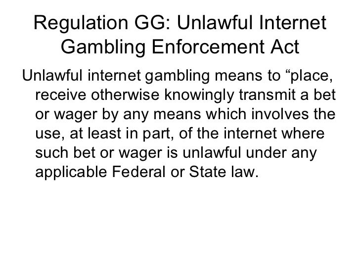 What is UIGEA and How Does it Effect Online Gambling in the US