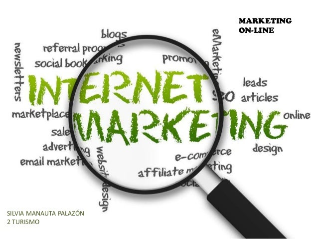 Marketing Online by Silvia Manauta