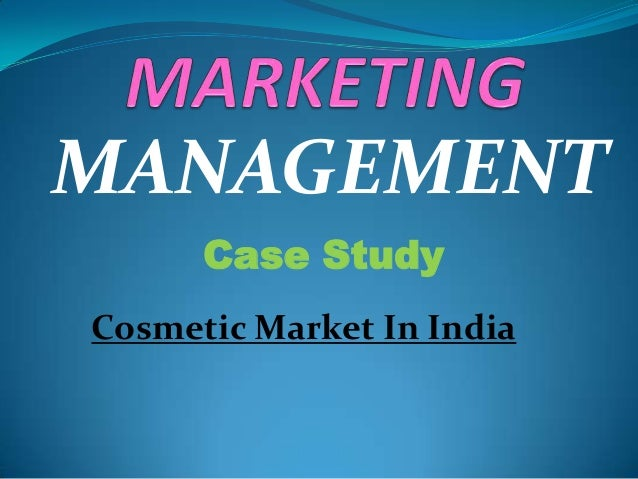 cosmetics marketing