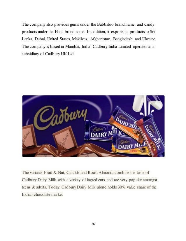 Cadbury advertising, marketing campaigns and videos