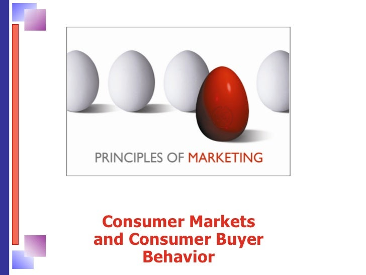 Marketing   Consumer Buying Behaviour