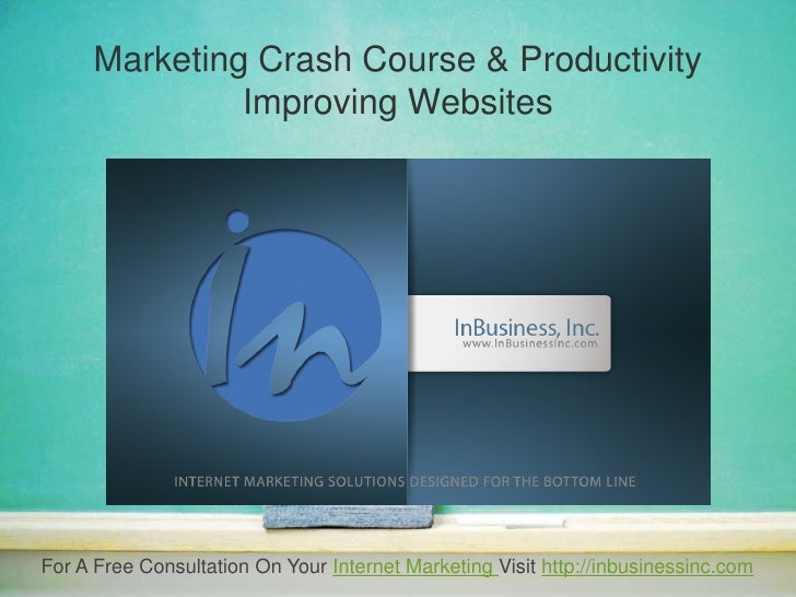 Effecient Marketing & Invaluable Websites For Improving Your Business
