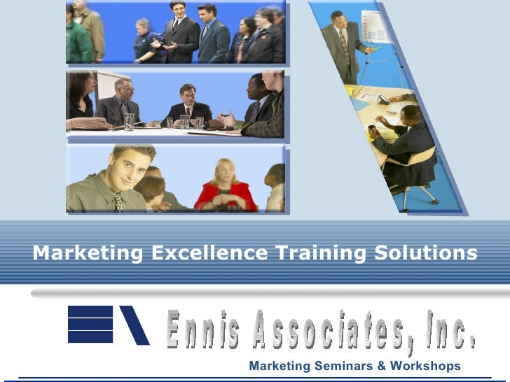 Marketing Excellence Training Solutions
