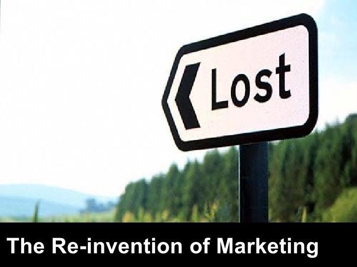 Marketing moet zichzelf opnieuw uitvinden. Tex Gunning
