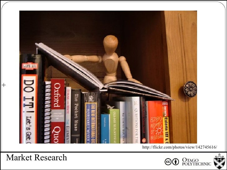+ Market Research http://flickr.com/photos/view/142745616/