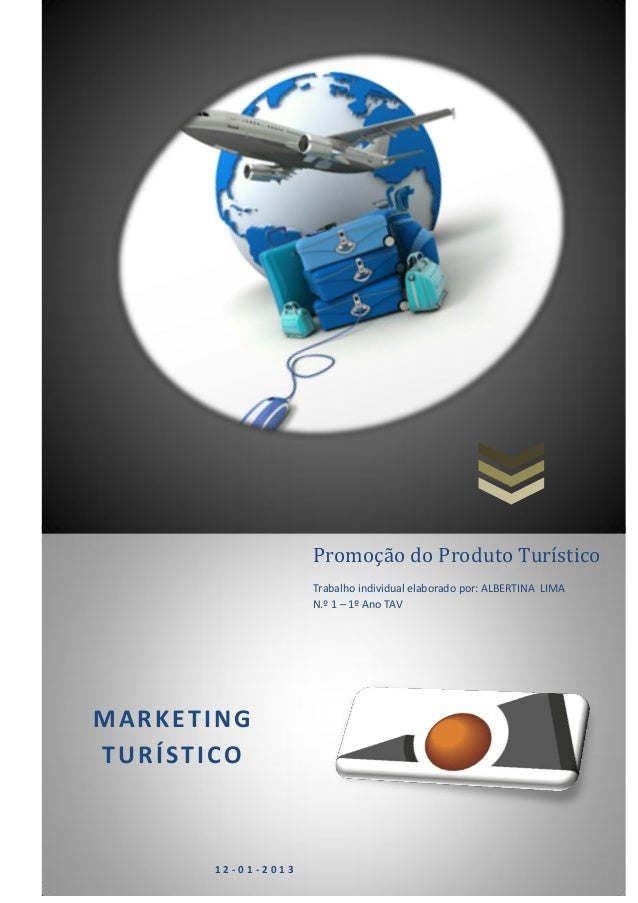Marketing 2º trabalho individual