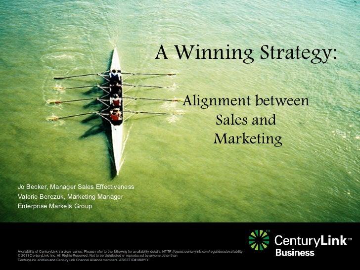 Marketing and sales  dual podium presentation