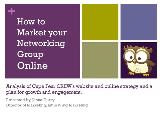 How to Market your Networking Group Online