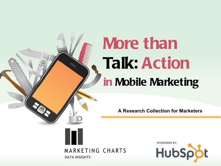 Estadisticas de marketing movil en 2011